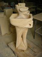 Fontaine sur colonne