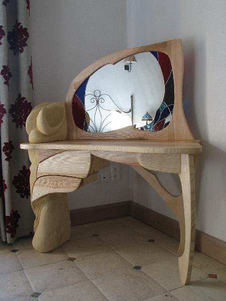 Julietlauratricia web coiffeuse en bois - Coiffeuse en bois pour petite fille ...